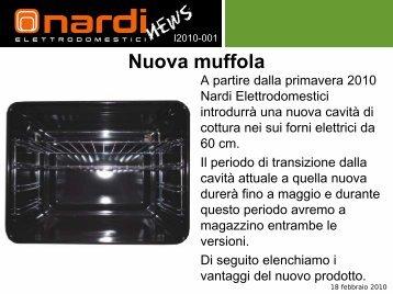 Nuova muffola.pdf - artea cucine