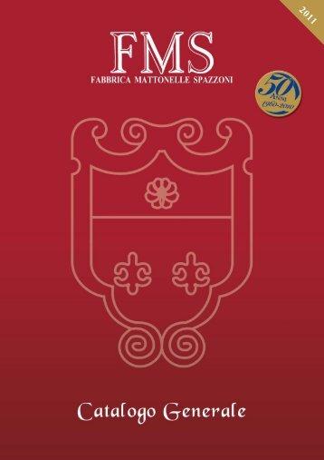 scarica catalogo - FMS Spazzoni