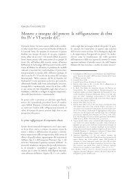 Monete e insegne del potere: la raffigurazione di elmi fra IV e VI ...