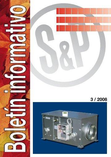 E d itorial Instalaciones de ventilación emblemáticas ... - Soler & Palau