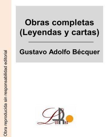 Obras completas Leyendas y cartas.pdf - Ataun