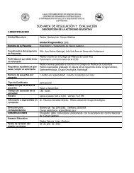 Diagnóstico y Tratamiento de Cáncer Gástrico - CENDEISSS