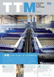 TTM Magazine N°5 (IT) - Tube Tech Machinery