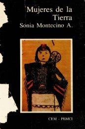 Mujeres de la - Memoria Chilena