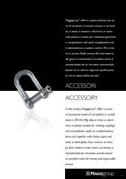 CORDE ACCEssORY ACCEssORI - Maggi Group