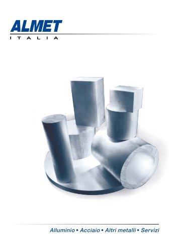 Scarica il catalogo (pdf) - ALMET ITALIA