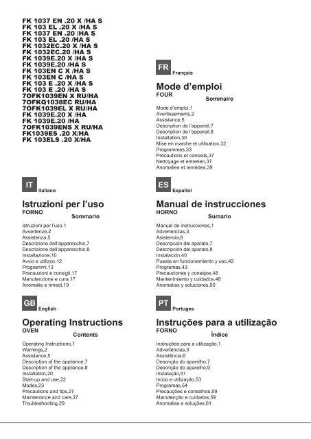 INTERRUTTORE NON AUTOMATICO 2 POLI 63A 2 MOD SBN263