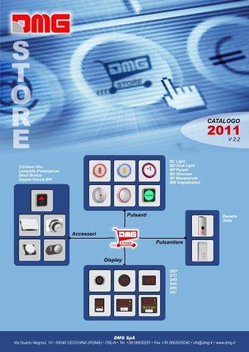 catalogo dmg store - DMG SpA