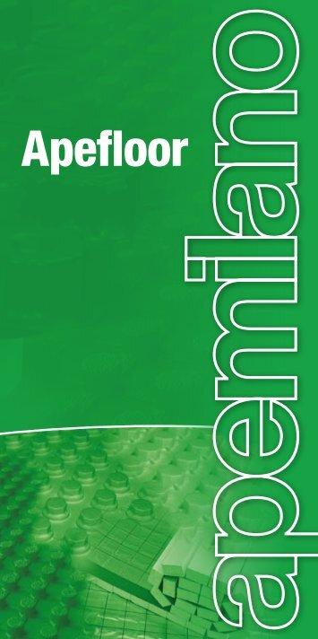 Apefloor - Edilportale