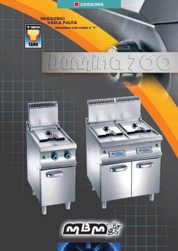 COOKING - Tecnogroup Srl