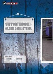 SUPPORTI MOBILI - - Sicutool