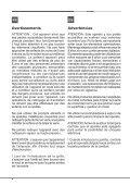 Forno multifunzione 8 funzioni - Hotpoint - Page 4