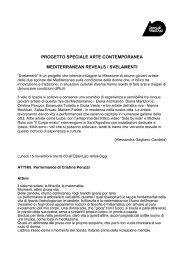 Catalogo - Galleria d'Arte OpenLab Artisti Oggi Genova