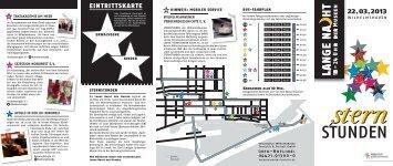 Programmflyer als pdf-Dokument - Wilhelmshaven Touristik und ...