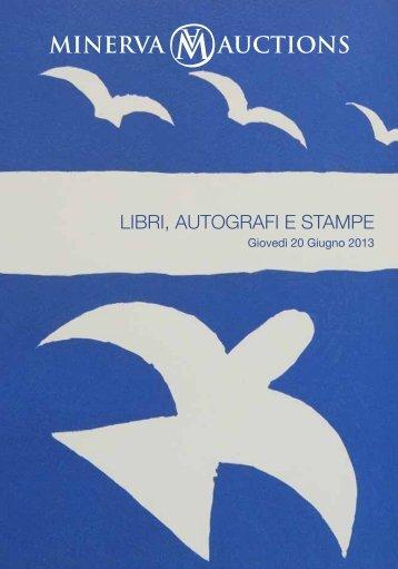 Scarica il catalogo in PDF - Minerva Auctions
