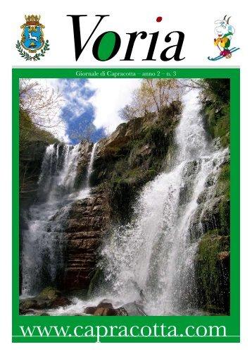 Voria A.2 n.3 - Capracotta.com