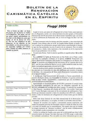 nº 11-Octubre de 2006 - Gratuidad