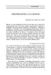 Aproximaciones a la laicidad - Revista Religión y Cultura