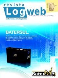 Edição 90 download da revista completa - Logweb