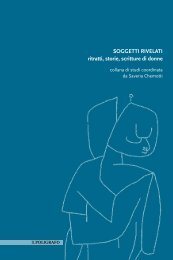Soggetti rivelati (PDF) - Università degli Studi di Padova