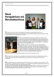 Pressetext Modenäherin - Werkstatt Frankfurt eV