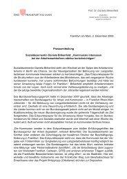 09-12-02 Neuorganisation SGB II - Werkstatt Frankfurt eV