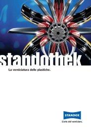 Le plastiche - Standox