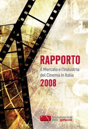 il rapporto della Fondazione Ente dello Spettacolo - MEDIA-Italia.eu