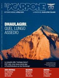LO SCARPONE 04 - Club Alpino Italiano