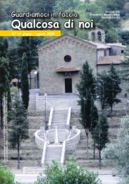 N° 67 giugno - agosto 2009 - Palazzo del Pero