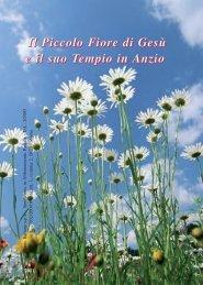 Piccolo Fiore di Gesù - Provincia Romana dei Padri Carmelitani Scalzi