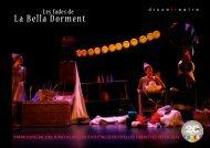 Dossier per descarregar Les Fades de La Bella ... - Disset Teatre
