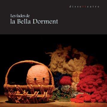 la Bella Dorment - TeatreIB