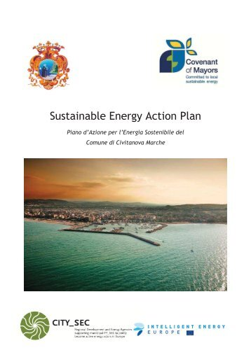 Sustainable Energy Action Plan - Covenant of Mayors