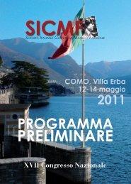 Programma - Collegio Italiano dei Chirurghi