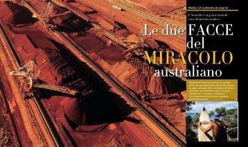 L'Australia è un ponte naturale verso il mercato asiatico