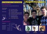 2012 numero 1 - Parrocchia dei Santi Angeli Custodi di Verona