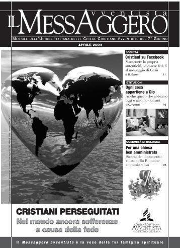 Aprile - Avventisti del Settimo Giorno