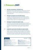 Ciclo idrico: 149 milioni di investimenti - ACEGAS-APS spa - Page 3