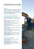 Ciclo idrico: 149 milioni di investimenti - ACEGAS-APS spa - Page 5