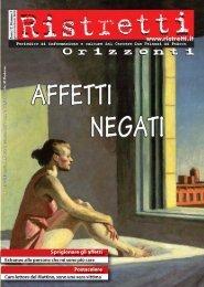 e la redazione di Ristretti Orizzonti - Ristretti.it