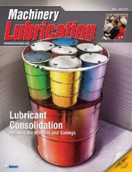 Machinery Lubrication May June 2011 - Welcome to ECN Digital ...