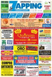 Zapping 13 – 2012 - diAlessandria.it