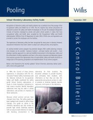 School Chemistry Laboratory Safety Guide - Willis