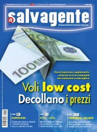 Il Salvagente n° 25 - Modenacinquestelle.it