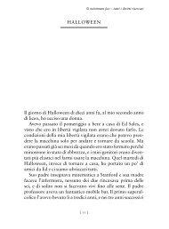ASSAGGIO Leggi un assaggio del libro, scarica il PDF! - Minimum Fax