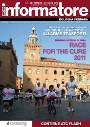 RaCE fOR ThE CuRE 2011 - Circolo Dozza ATC