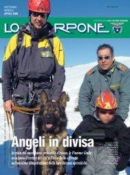 In vista del nuovissimo protocollo d'intesa, le - Club Alpino Italiano
