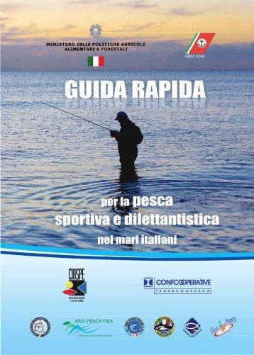 Guida rapida per la pesca sportiva e dilettantistica - Cirspe
