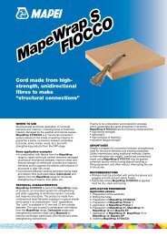 MapeWrap S FIOCCO MapeWrap S FIOCCO - Mapei